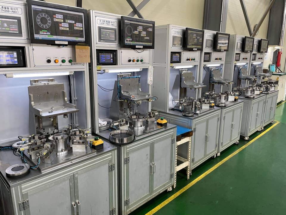 รีวิวงานโรงงานอุตสาหกรรม (ชิ้นส่วนรถยนต์)