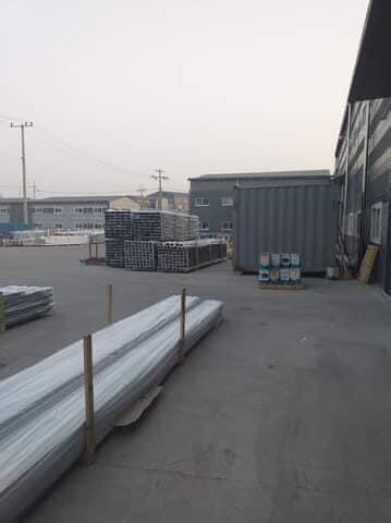 รีวิวงานโรงงานอุตสาหกรรม (พ่นสีสแตนเลส)