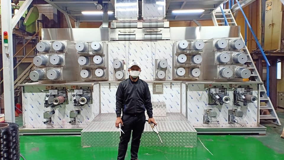 รีวิวงานโรงงานอุตสาหกรรมทำเส้นผมปลอม