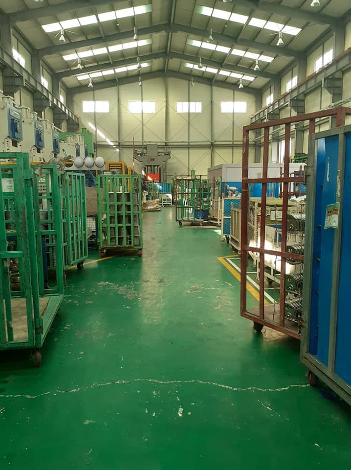 รีวิวงานโรงงานอุตสาหกรรมแปรรูปอาหารทะเล
